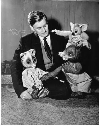 /Ma Premi/ère Marionnette/ /Cat Marionnette The Puppet Company/