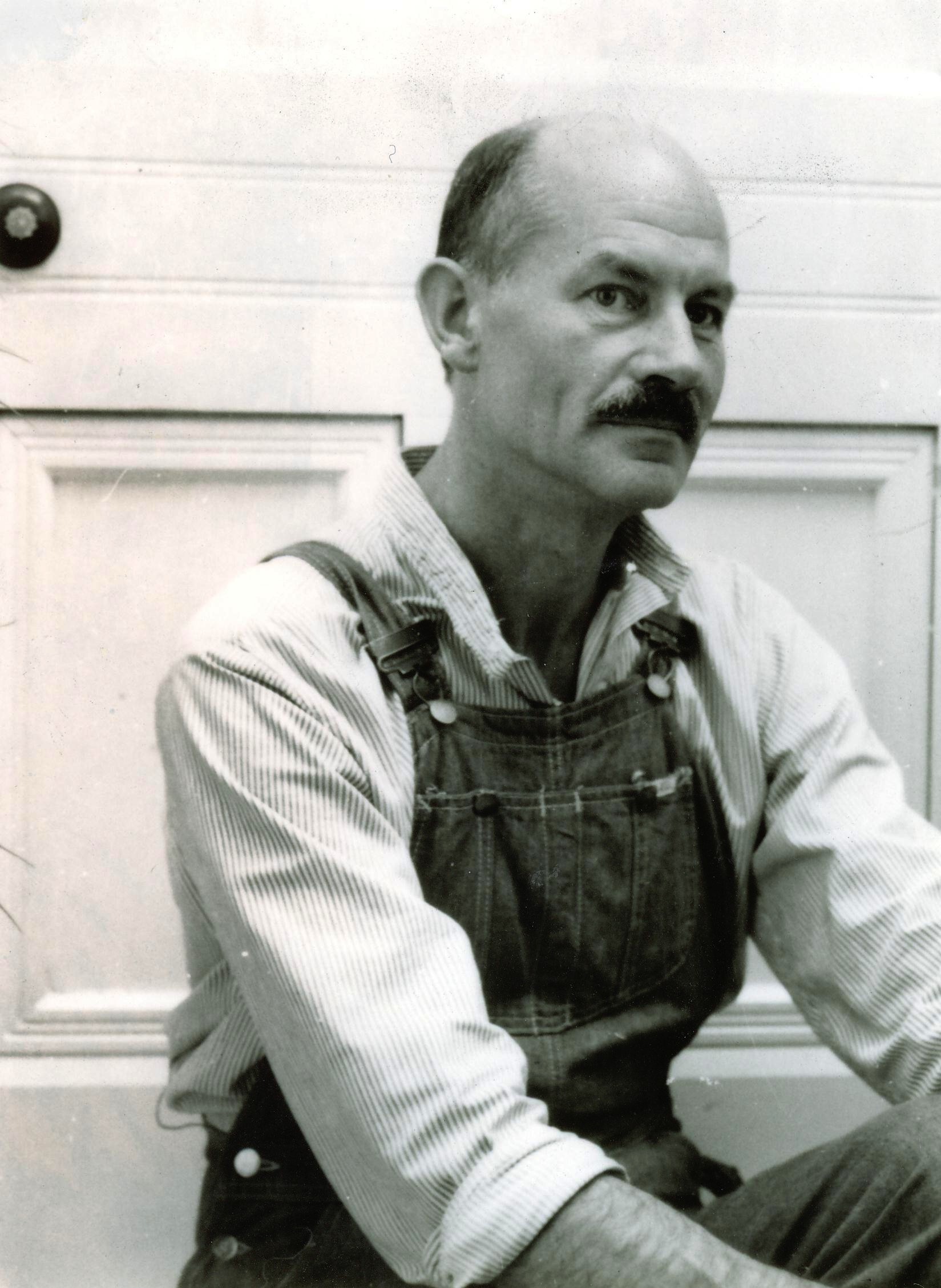 Barry Smith (1930-1989). Photo courtesy of Collection: The National Puppetry Archive