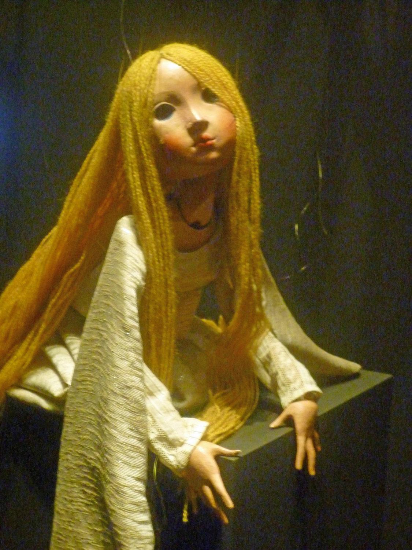 Belisa, marionnette à fils de Los Melindres de Belisa de Félix Lope de Vega, construite par Francisco Peralta. Photo: Nati Cuevas Zugazagoitia