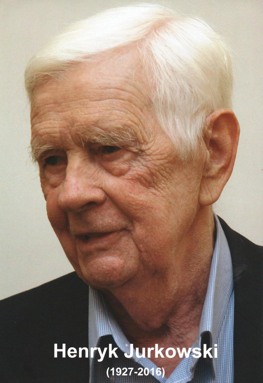 Henryk Jurkowski (1927-2016), Polish historian and theoreti<em>c</em>ian of the puppet theatre, theatre <em>c</em>riti<em>c</em>, playwright, translator, and university professor. Photo courtesy of Penny Francis