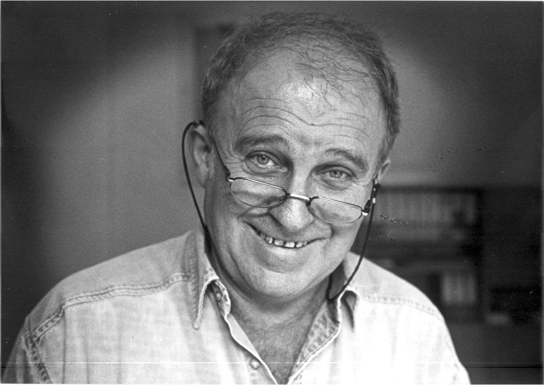 Josef Krofta (1943-2015), Czech puppeteer, director, writer and pedagogue. Photo: Josef Ptáček