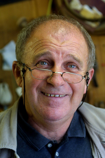 Josef Krofta (1943-2015), marionnettiste, scénariste, metteur en scène et pédagogue tchèque. Photo: Josef Ptáček