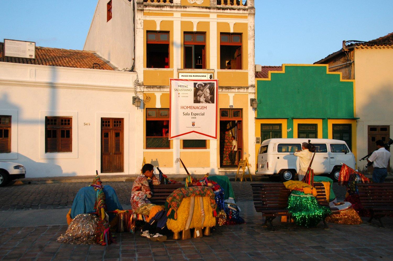 Museu do Mamulengo, Olinda, Pernambuco, Brazil. Photo: commons.wikimedia.org