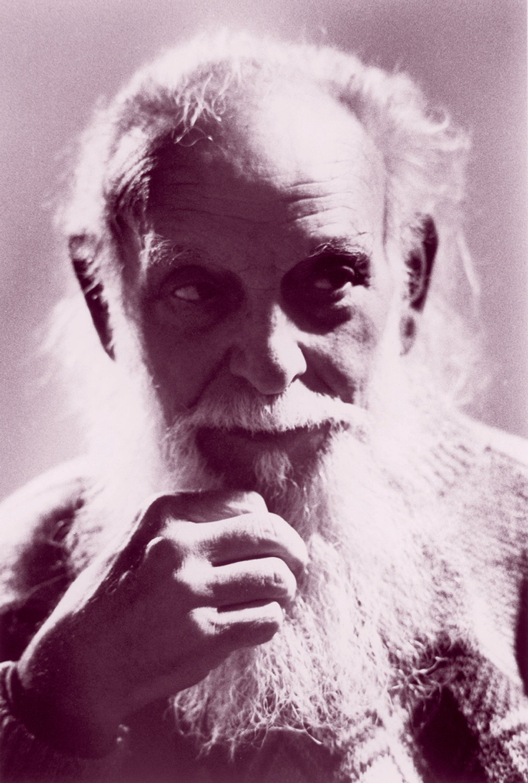 Acteur et marionnettiste italien, Otello Sarzi (1922-2001). Photo réproduite avec l'aimable autorisation de Fondazione Famiglia Sarzi (Reggio Emilia, Italie)