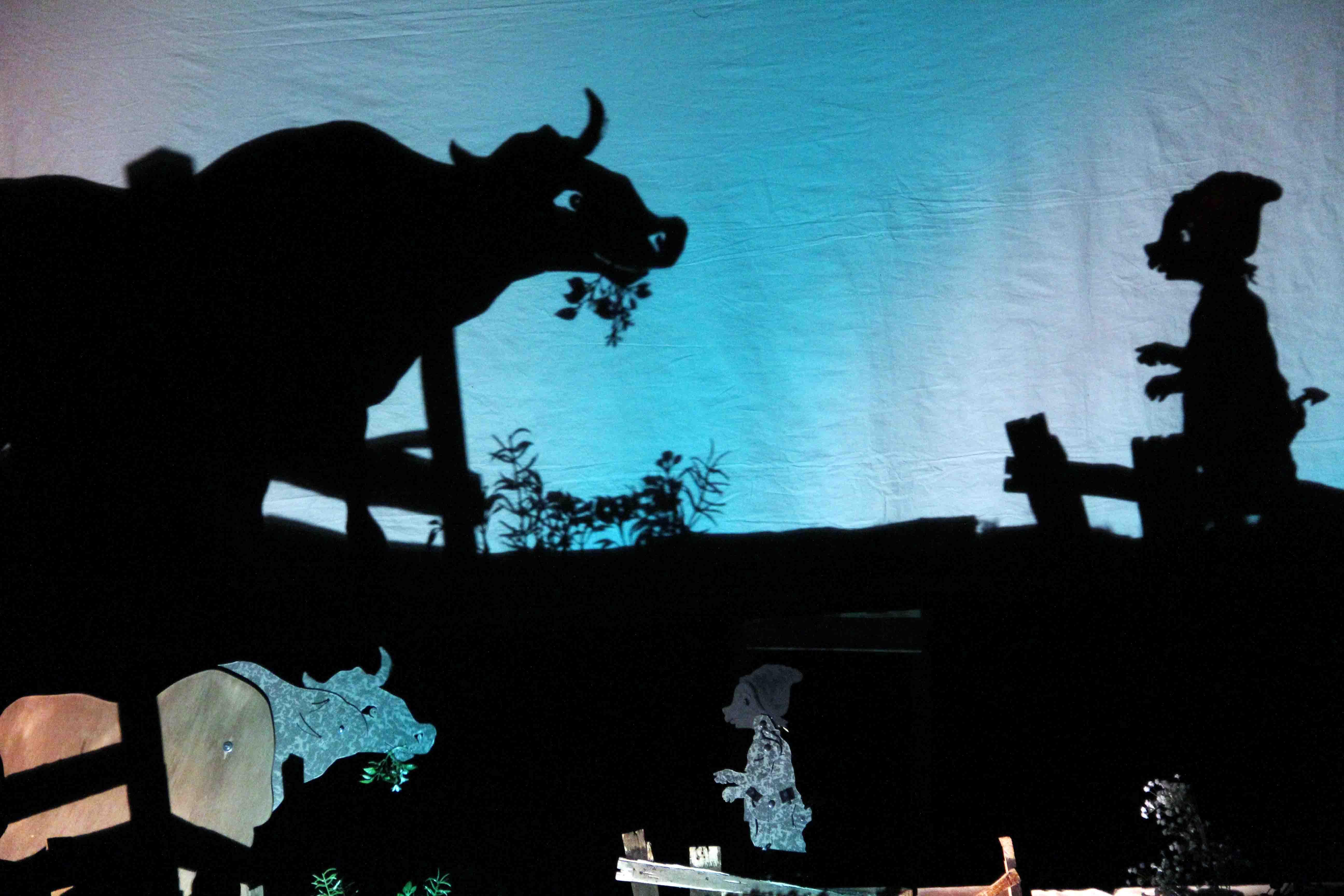 <em>Piccolo Asmodeo</em> (2012), une production de Teatro Gioco Vita (Piacenza, Italie), mise en scène : Fabrizio Montecchi. Photo: Prospero Cravedi