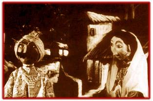 <em>Awanti Bai</em> par Mayur Puppet Theatre (Lucknow, Uttar Pradesh)