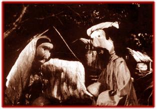 <em>Ek Taarey ki Aankh</em> par Mayur Puppet Theatre (Lucknow, Uttar Pradesh), mis en scène par Pradeep <em>Sri</em>vastava et Milan Yadav