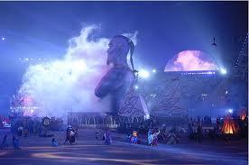 Jeux asiatiques de 2006 (Doha, Qatar), directeur de segment / directeur de l'animation des cérémonies d'ouverture et de clôture : Peter J. Wilson