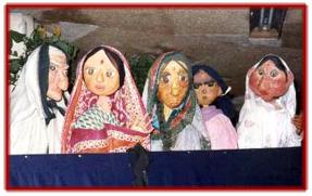 Asha <em>Ki</em> Kahani par Jan Madhyam (New Delhi, Inde), un spectacle dans la série de pièces, « La violence contre les femmes », texte, mise en scène et marionnettes : Ranjana Pandey