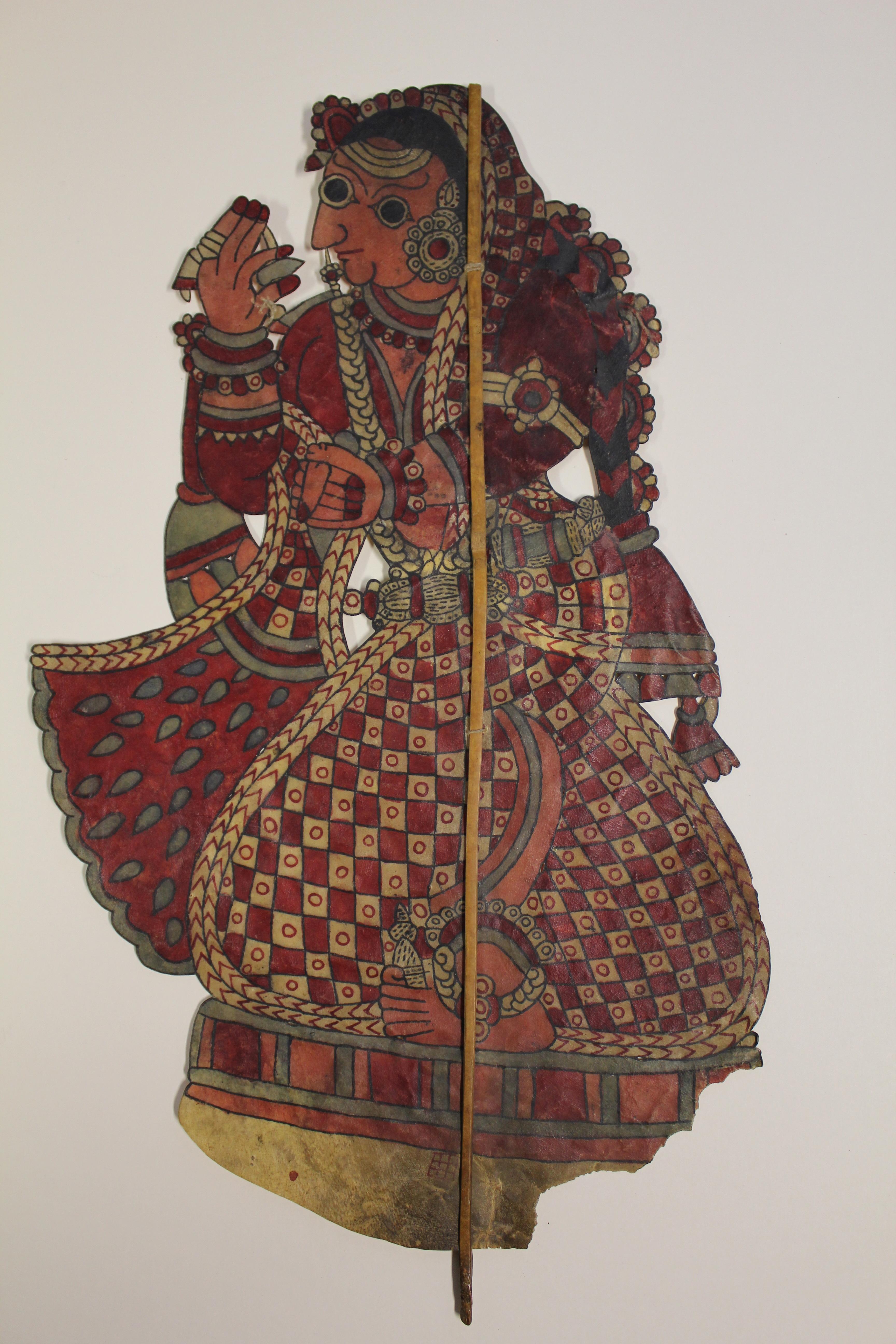Togalu Gombeyata | World Encyclopedia of Puppetry Arts